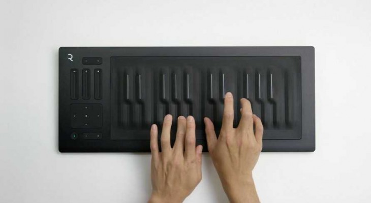 Teclado musical Seabord Rise