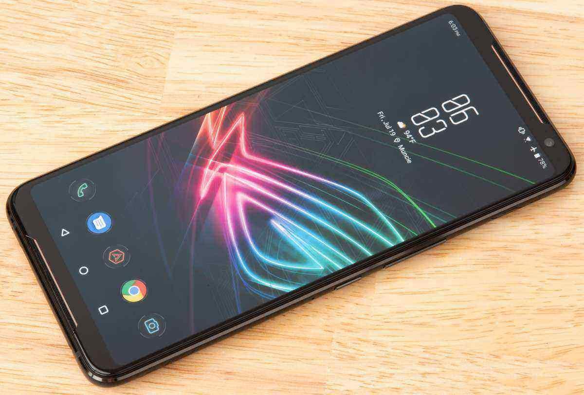 Asus presenta oficialmente a su nuevo modelo de teléfono gaming: ASUS ROG Phone II