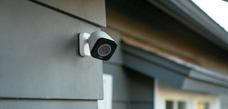 Cámaras de seguridad para el hogar