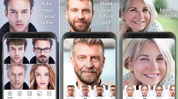 Para borrar los datos de FaceApp, la aplicación viral para ver cómo seremos viejos