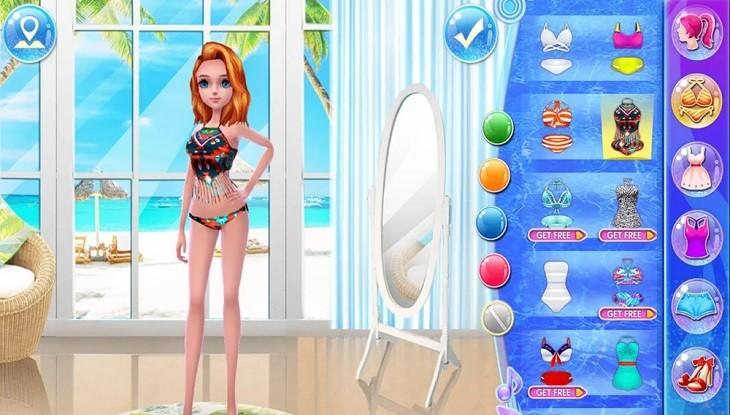 ¡Fiesta de Playa Loca app!
