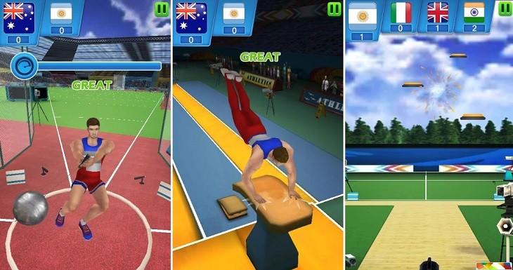 Juegos de deporte de verano