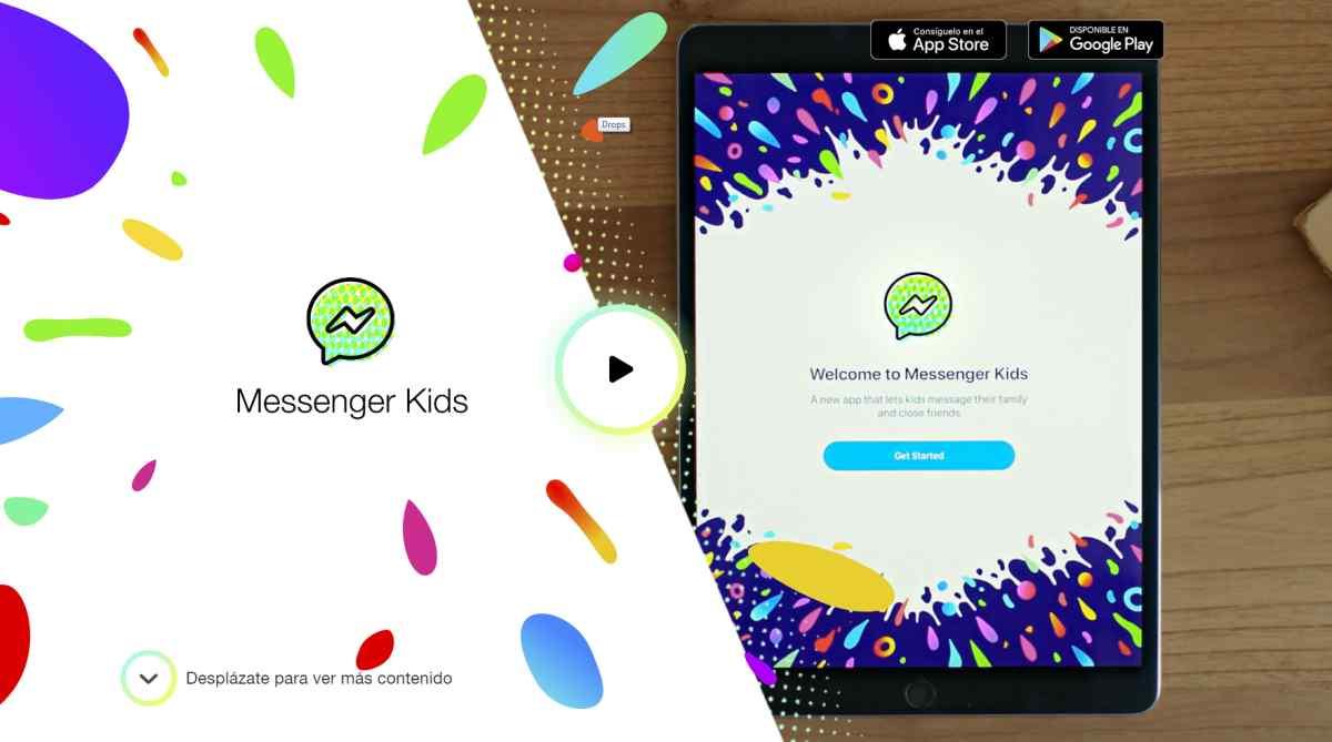 Fallo en Messenger Kids posibilitó el contacto de menores con usuarios no aprobados