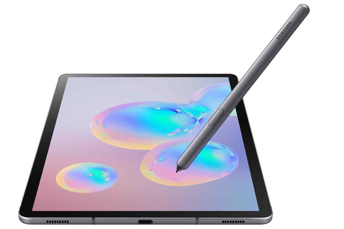 Samsung presenta a la tableta Android más premium del mercado: su Galaxy Tab S6