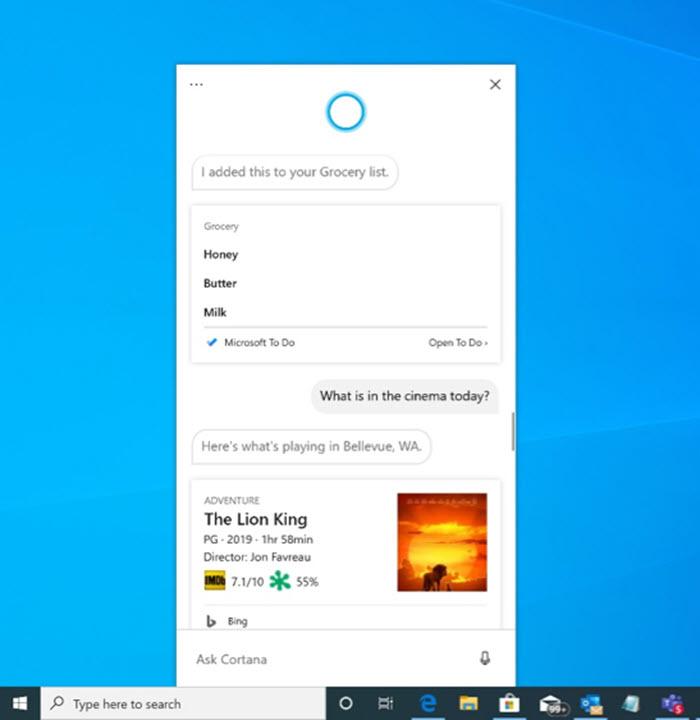 Cómo desactivar temporalmente y para siempre Cortana en