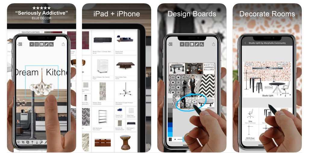 Una nueva herramienta de Realidad Aumentada para interioristas y diseñadores