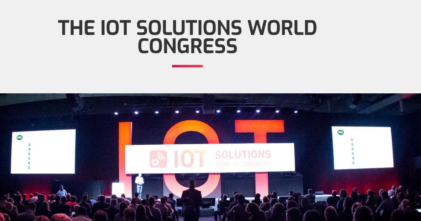 Estas son las soluciones con las que podremos experimentar en el IoT Solutions World Congress