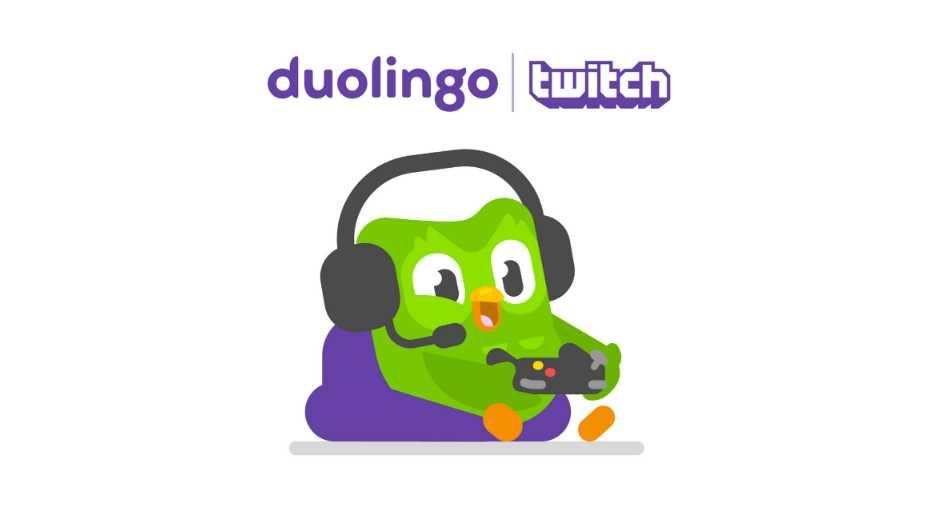 Duolingo se asocia con Twitch para enseñar idiomas con vídeos