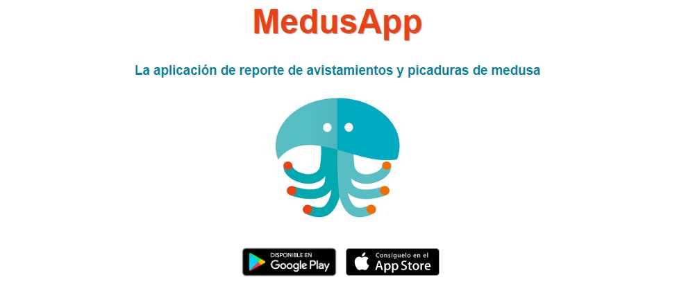 Medusapp, la app que nos avisa si hay medusas en las playas