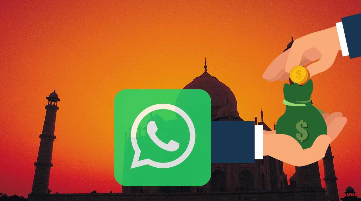 Este año será posible realizar pagos usando Whatsapp