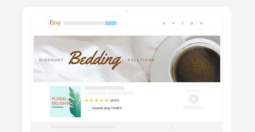Así se usa Fotor para crear banners y logos para nuestra tienda Etsy
