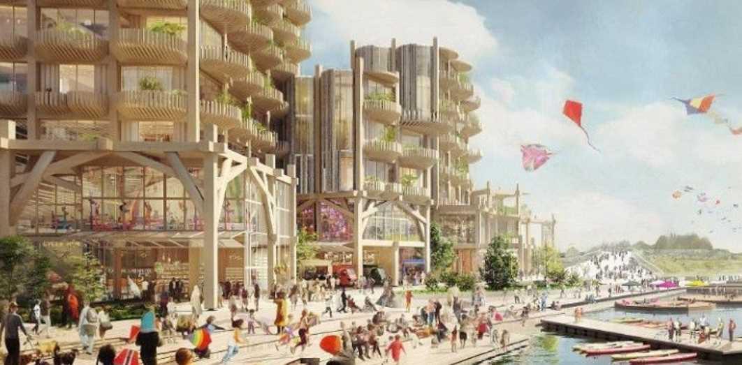 Ventajas y riesgos de la ciudad inteligente de Alphabet, empresa matriz de Google
