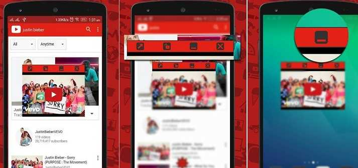 Cómo ver YouTube en segundo plano desde móviles Android