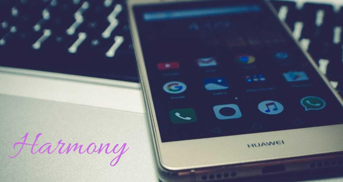 Harmony podría ser el nombre del nuevo sistema operativo de Huawei