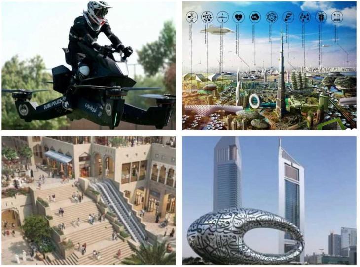 Dubai tecnología