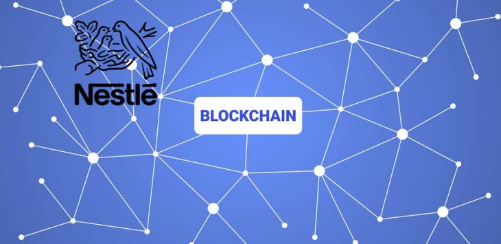 nestle blockchain