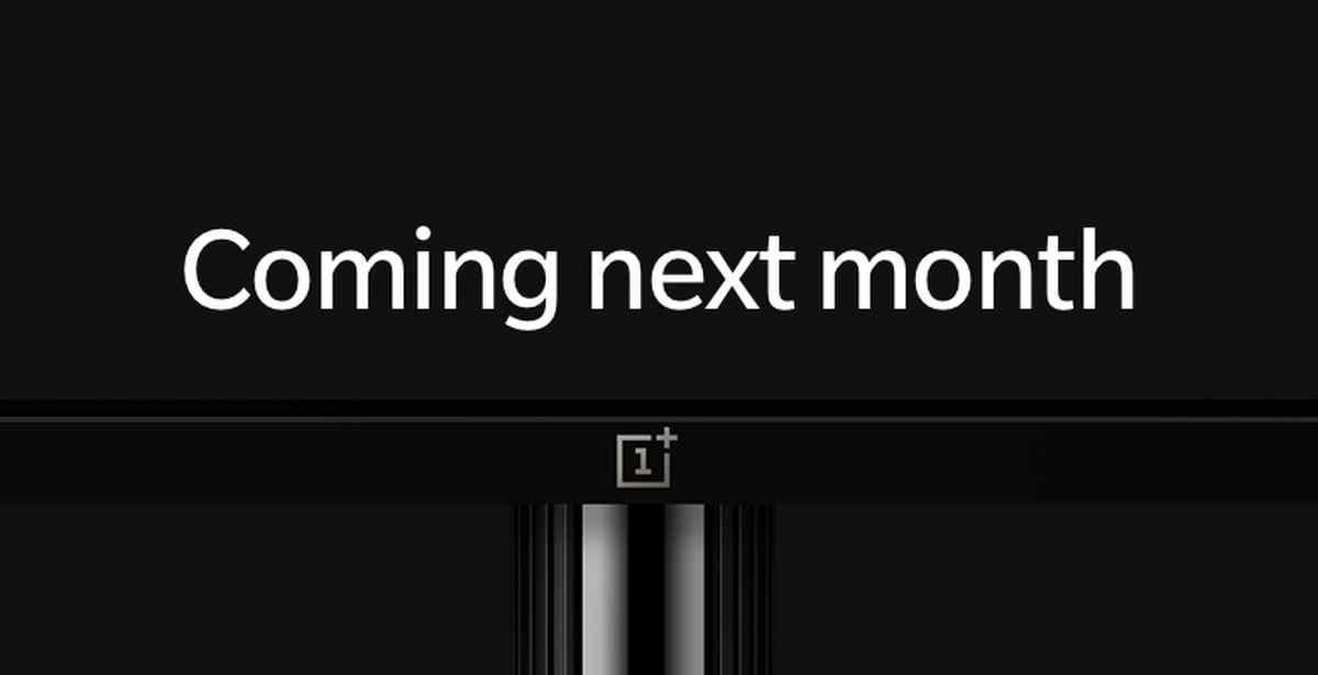 OnePlus TV, el nuevo televisor inteligente de OnePlus, llegará a la India en Septiembre