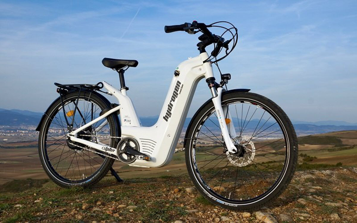 Esta bicicleta eléctrica puede ofrecer una autonomía de hasta 150 km