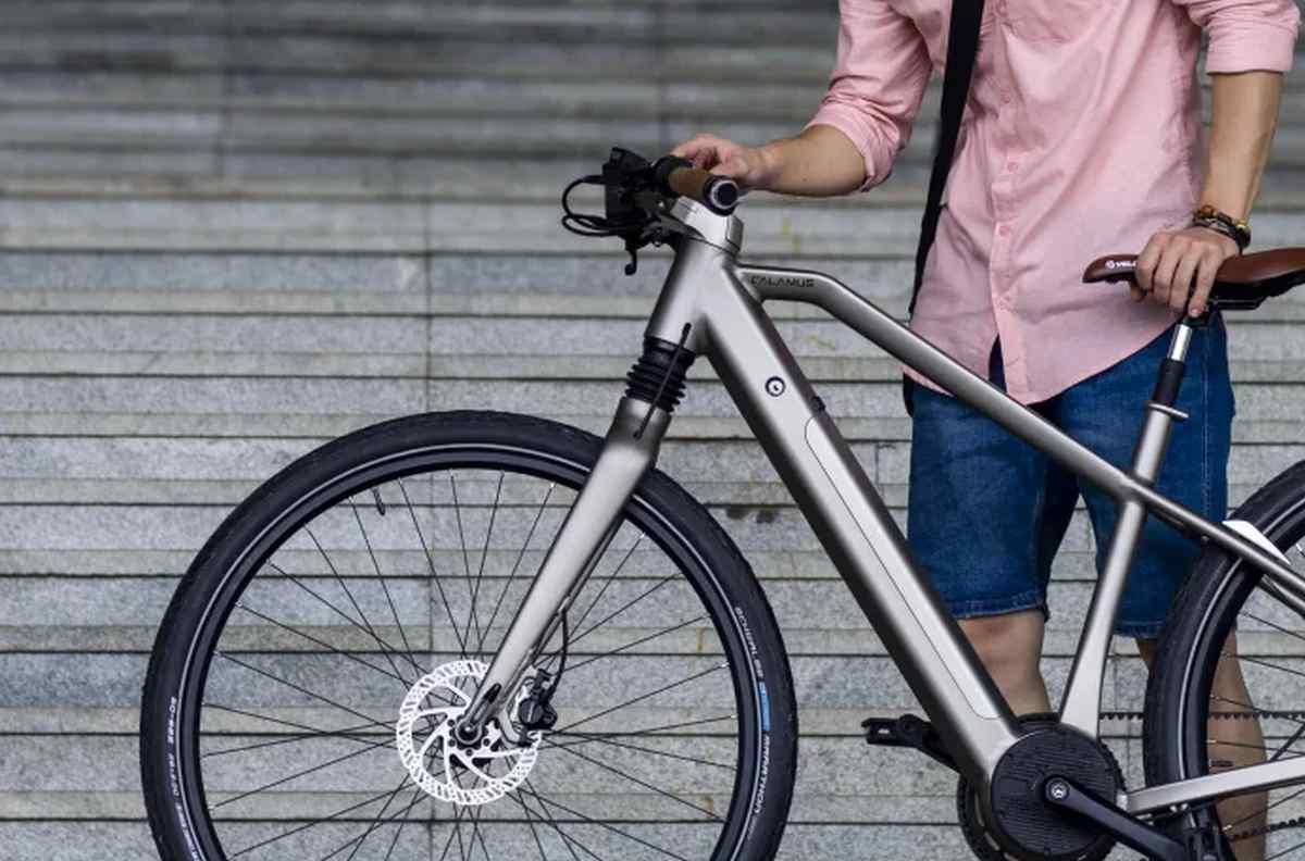 Calamus One, la bicicleta eléctrica ligera e inteligente que busca financiación en Indiegogo