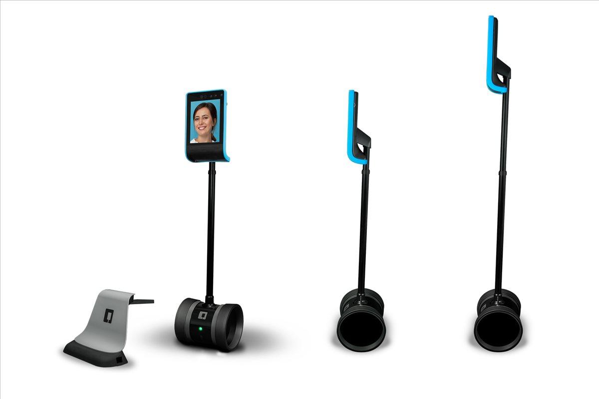 El nuevo robot de telepresencia que llevará la comunicación a distancia al siguiente nivel