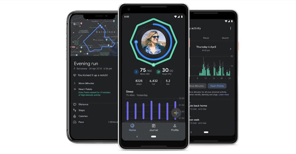 Google Fit ahora permite monitorizar nuestros hábitos de sueño