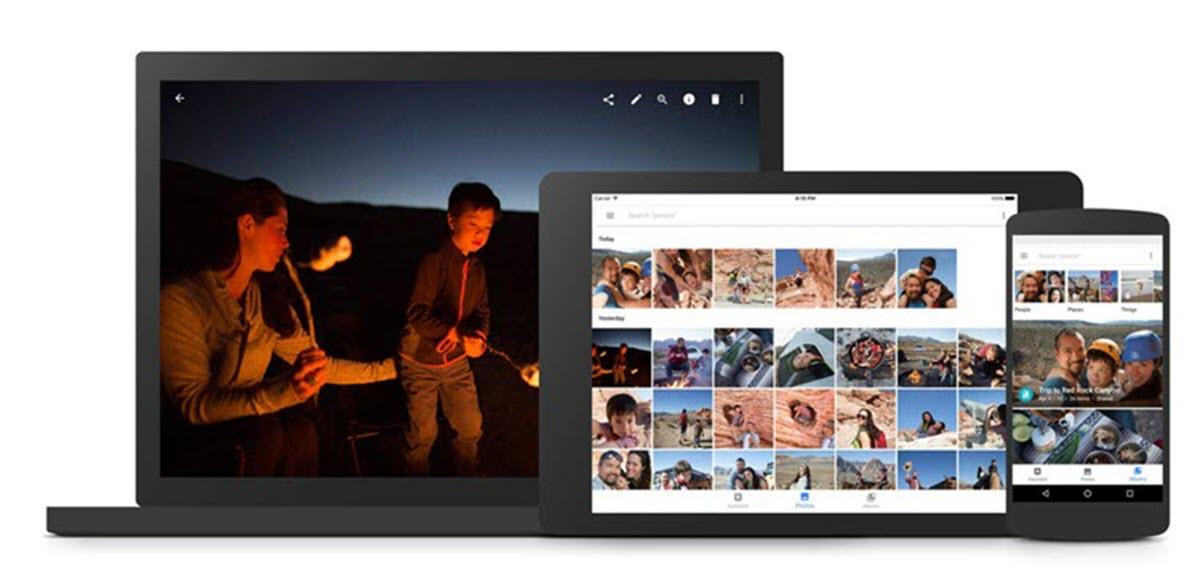 Google Fotos realiza un cambio que no les gusta a los usuarios