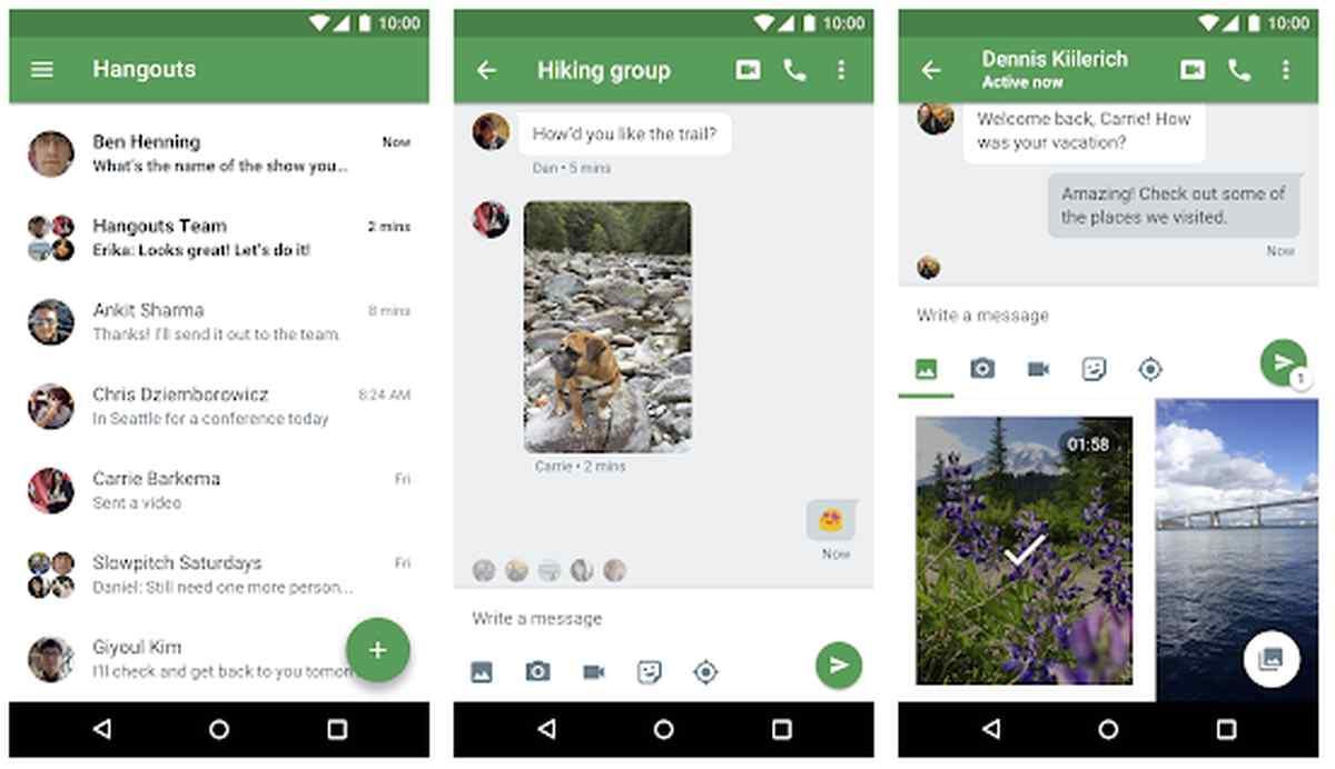 Google retrasa la migración de los usuarios de G Suite a los nuevos Hangouts Meet y Chat