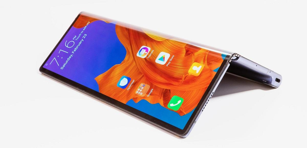 Lo que se sabe del móvil plegable de Huawei, el Mate X: triple cámara, pantalla de 8 pulgadas y más