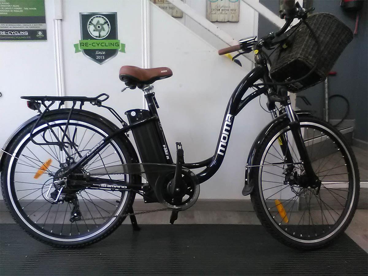 Las cinco bicicletas eléctricas más vendidas