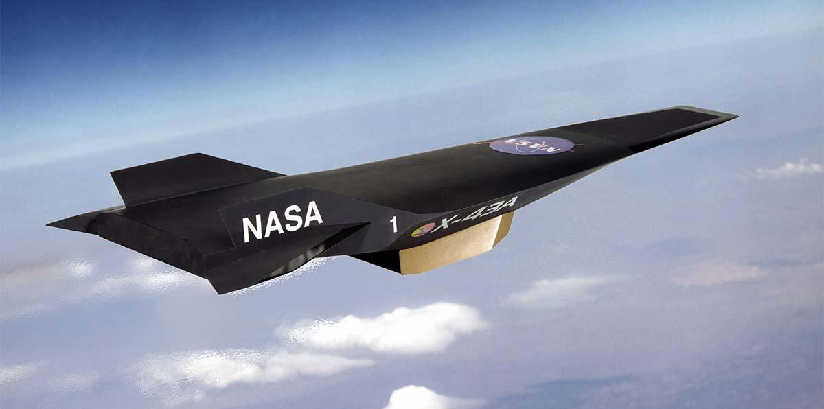 Tres de los aviones más rápidos del mundo