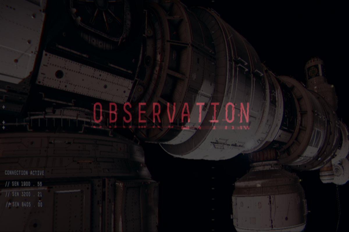 Observation: Emocionante y desconcertante juego de Ciencia Ficción