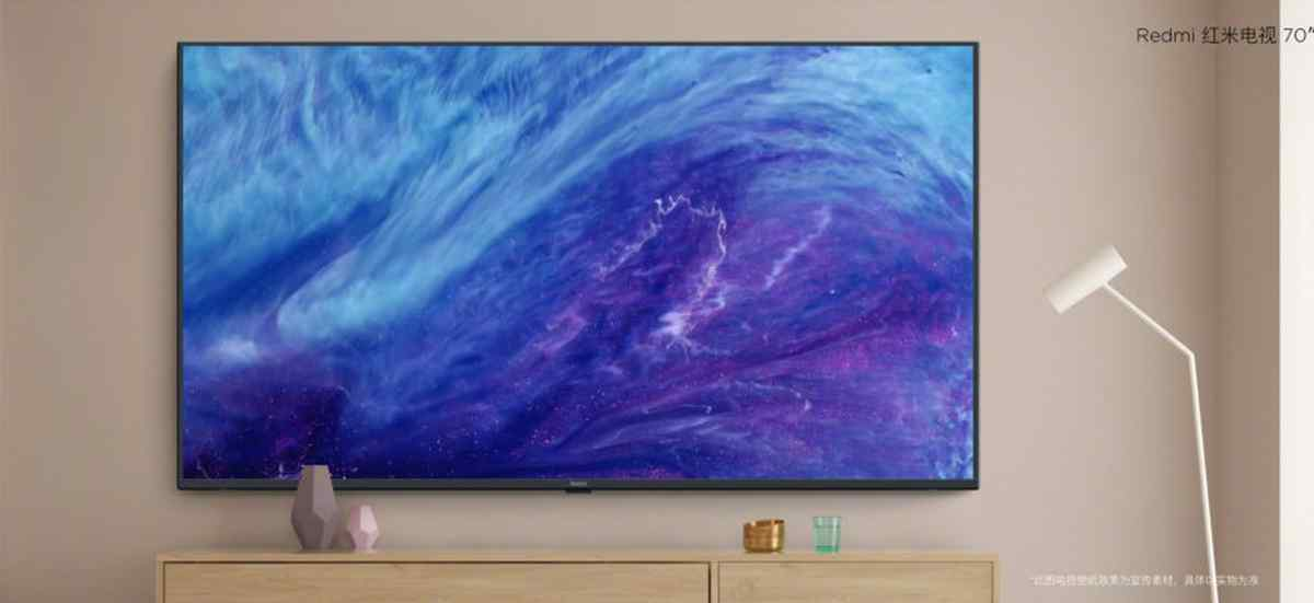 Un gran televisor inteligente a un precio contenido, así es el primer Smart TV de Xiaomi Redmi
