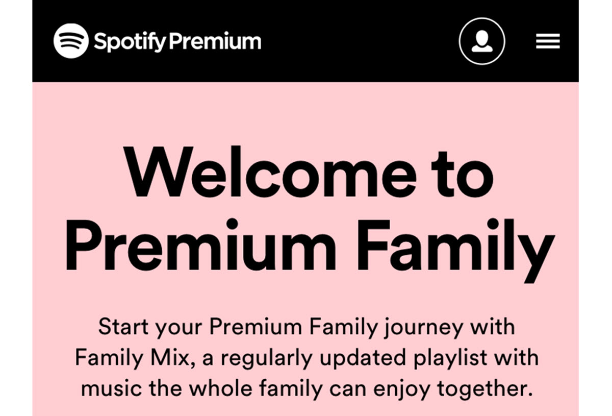 Spotify ya permite configurar filtros de control parental