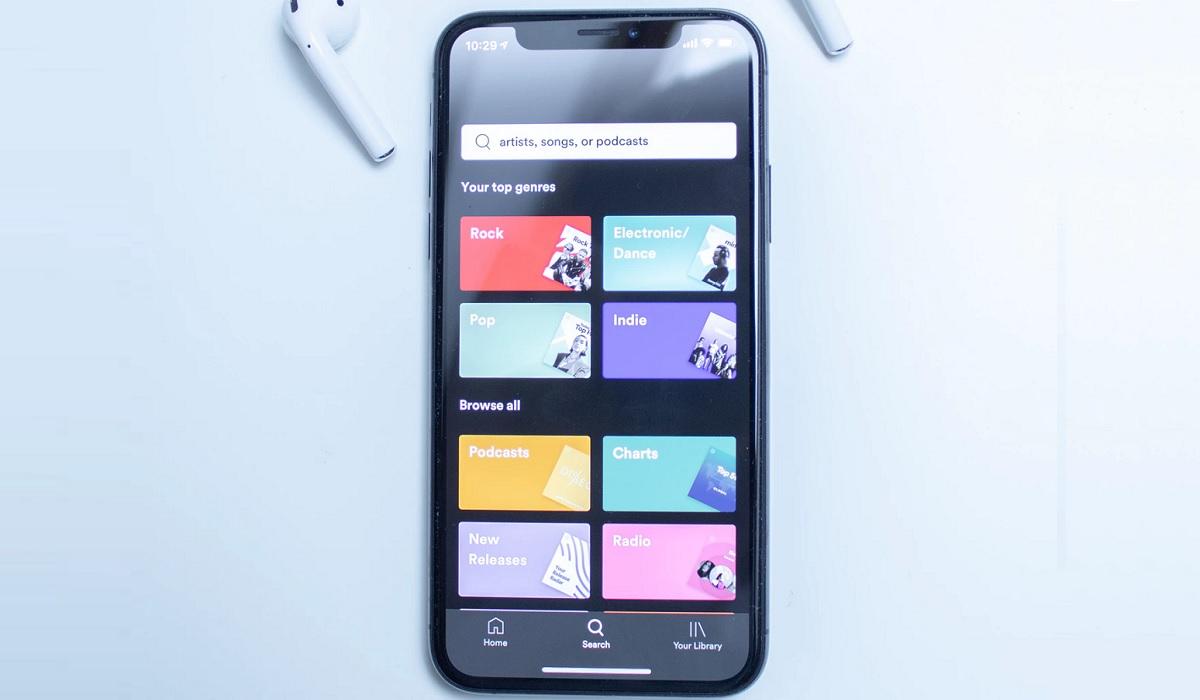 Lo último de Spotify: que puedas crear tus propios podcasts