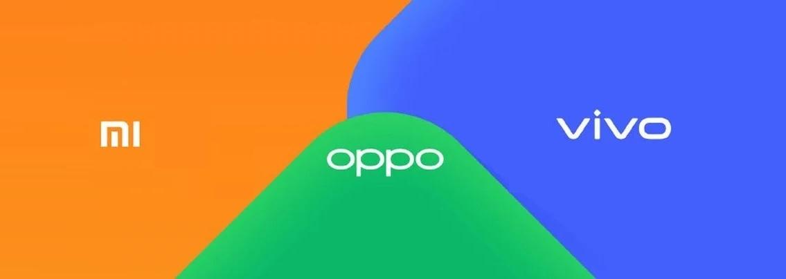 Xiaomi, Vivo y Oppo, unidas para crear un servicio de transferencia de archivos similar a AirDrop de Apple