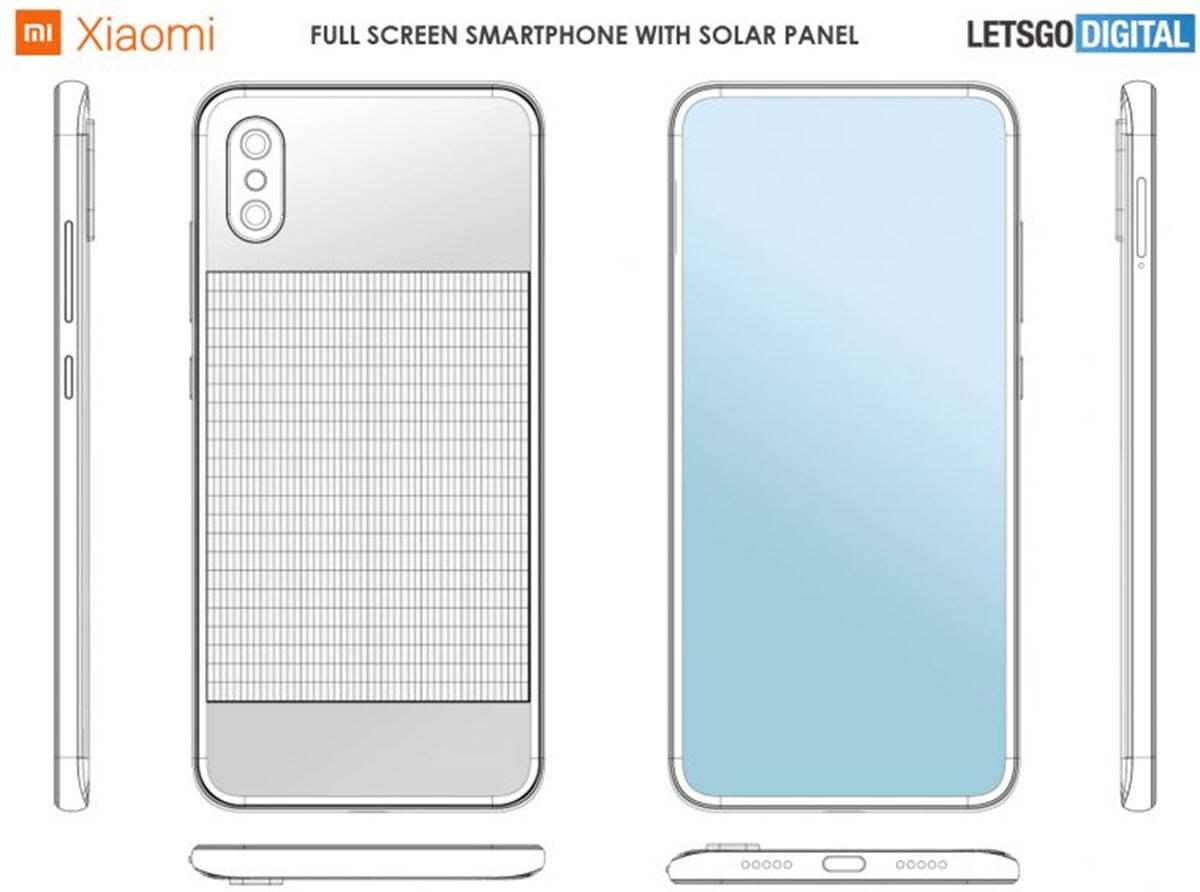 Xiaomi planea desarrollar un móvil con panel solar integrado