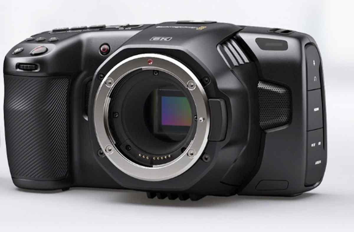 Esta es la nueva cámara cinematográfica compacta de Blackmagic