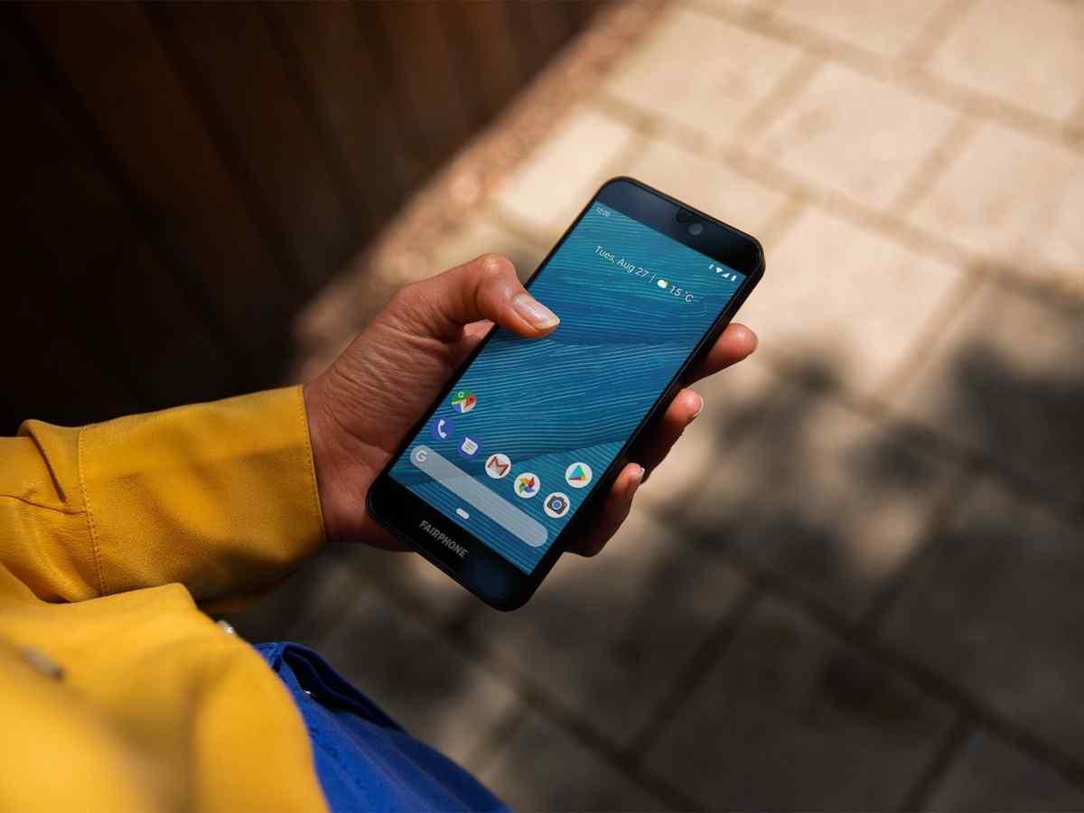 Fairphone lanza la nueva versión de su teléfono móvil ético y respetuoso con el medio ambiente
