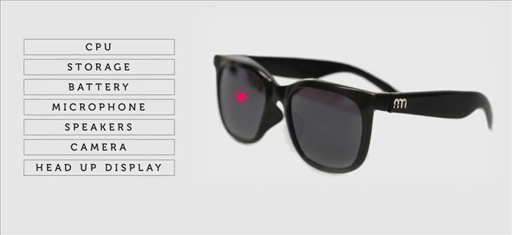 Nuevas gafas de Realidad Aumentada se asoman al mercado