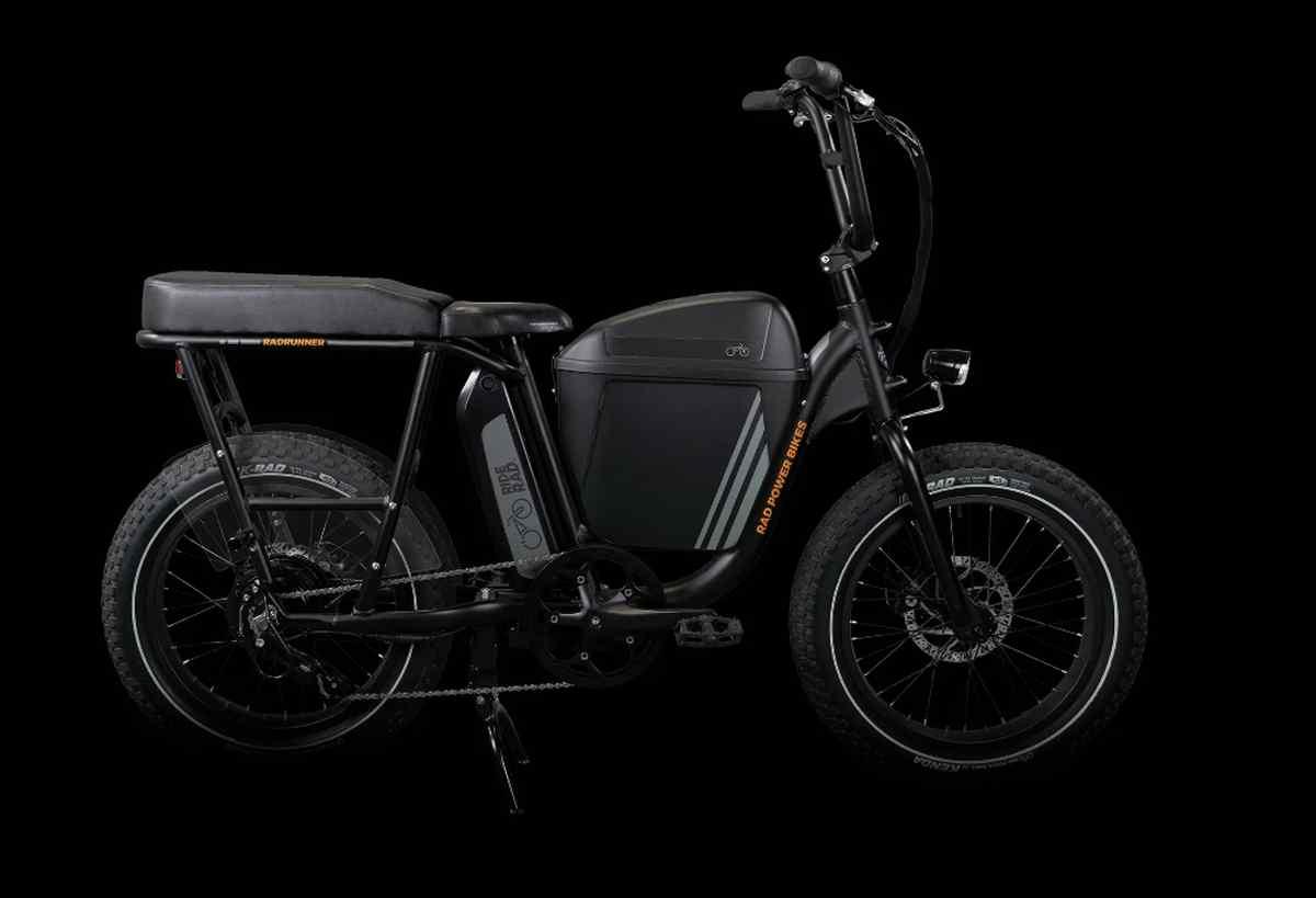 Así es RadRunner, la nueva bicicleta eléctrica para disfrutar en diferentes tipos de situaciones