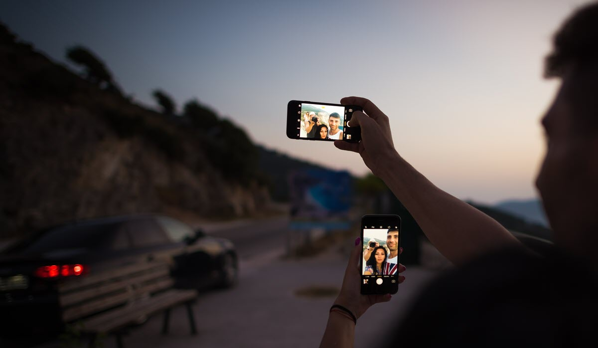 Investigadores utilizan selfies para medir la presión arterial