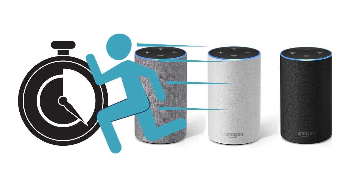 Ya podemos cambiar la velocidad de la voz de Alexa