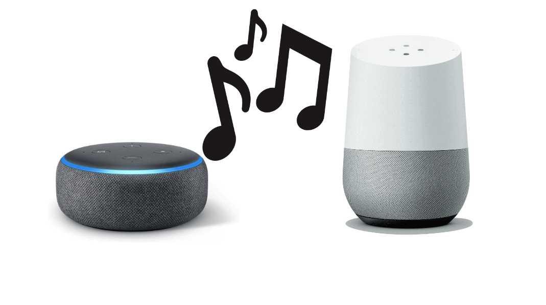 ¿Quién canta mejor, Alexa o Google?
