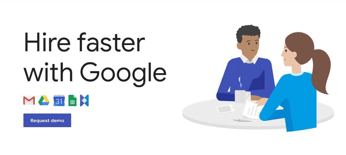 Dos años después de su nacimiento, Google Hire cierra sus puertas