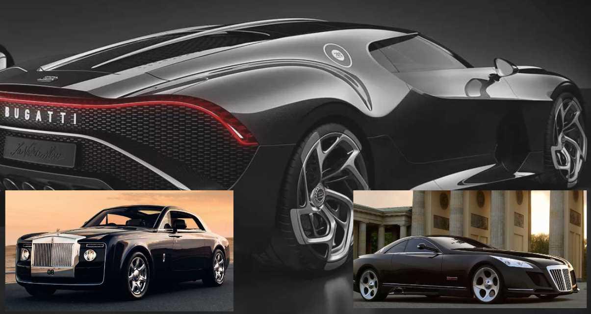 Estos son los 3 coches más caros de la historia