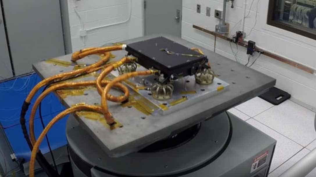 MEDLI2, el nuevo sistema que permitirá aterrizar en el planeta Marte