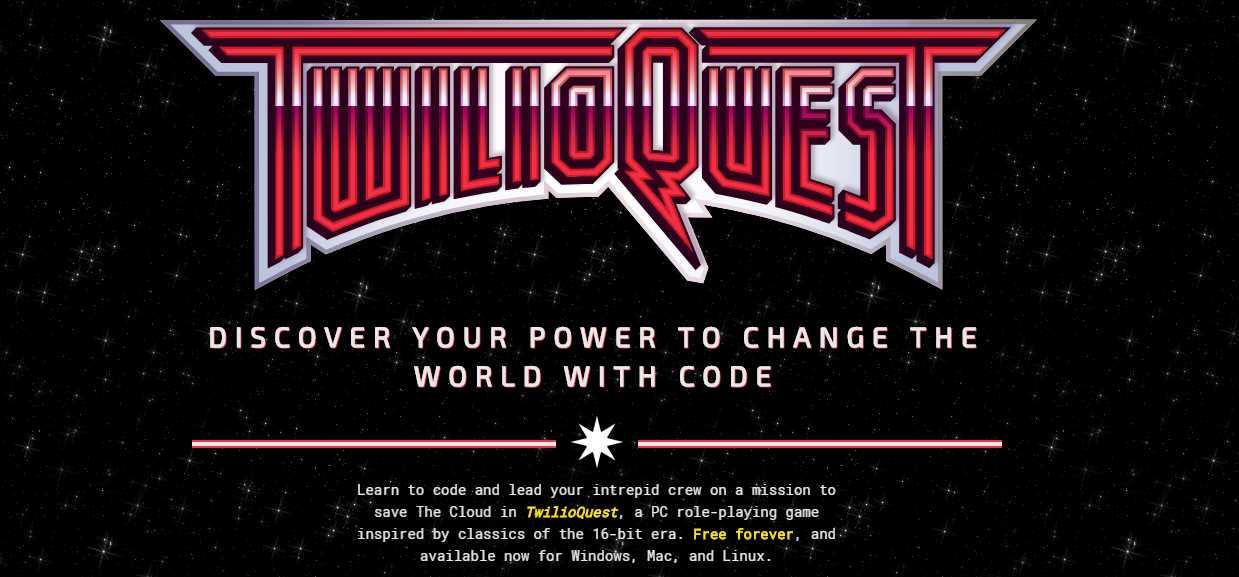 Un juego de 16 bits, gratuito, para aprender a programar