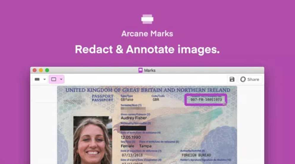 Arcane Marks