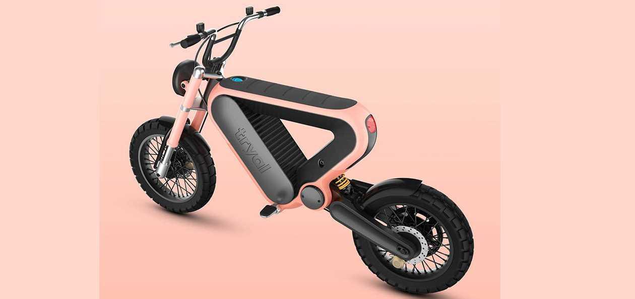 Tryal, la moto eléctrica que ha ganado el premio Rizoma Design Challenge