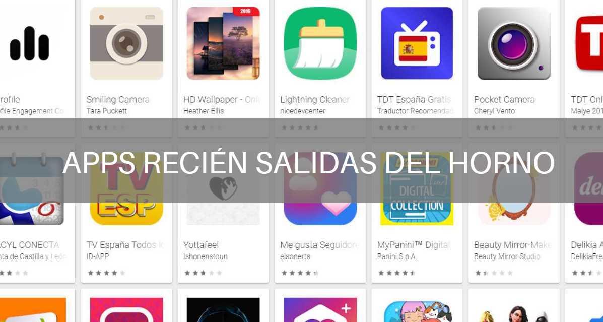 3 apps android interesantes y recién salidas del horno